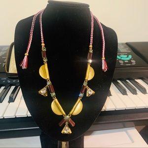 Jcrew adjustable necklace!